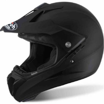 Airoh S5 Matt Black DualSport Helmet 2