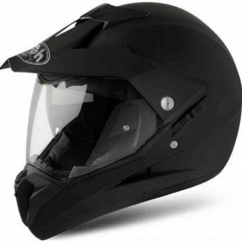 Airoh S5 Matt Black DualSport Helmet