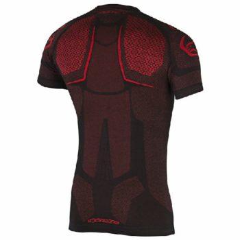 Alpinestars Ride Tech Top Summer Red Black Inner Riding Inner Wear 1