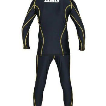 BBG Inner Race Suit Black 1