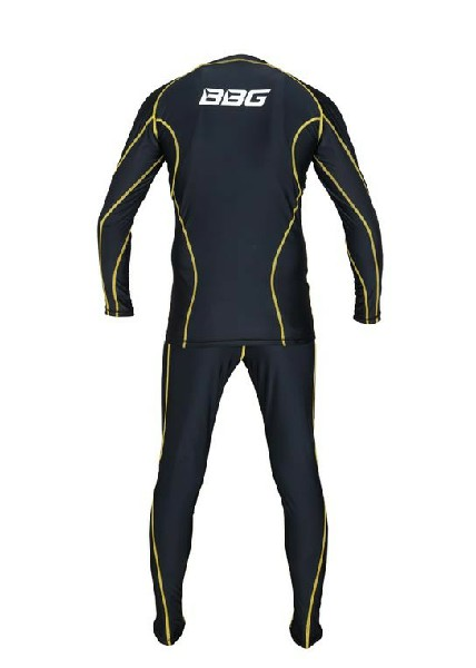 BBG Inner Race Suit Black 1