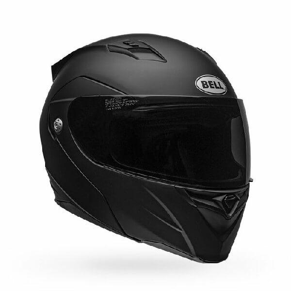 Bell Revolver Evo Matt Black Modular Helmet 2