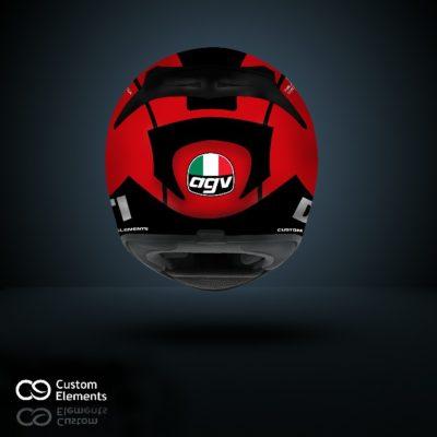Ducati Multistrada Helmet Design 1