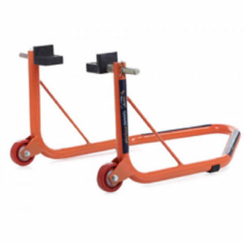 Grand Pitstop Non Dismantable Orange Paddock Stand