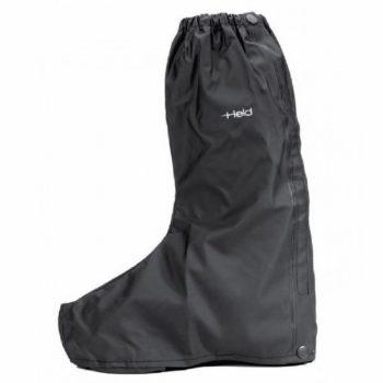 Held Black Over Boots