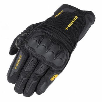 Held Sambia Black Gloves