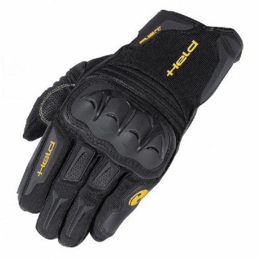 Held Sambia Black Gloves