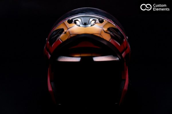 Iron Man Custom Helmet Design 10