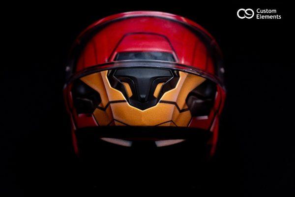 Iron Man Custom Helmet Design 11