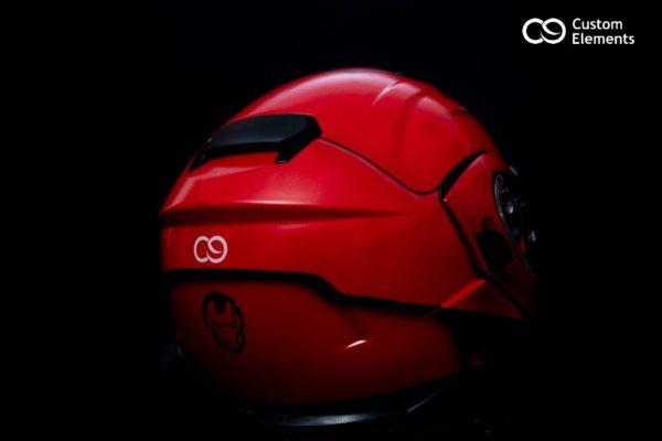 Iron Man Custom Helmet Design 4