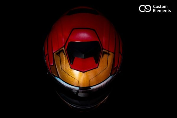 Iron Man Custom Helmet Design 5