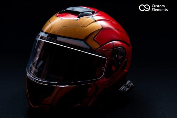 Iron Man Custom Helmet Design 7