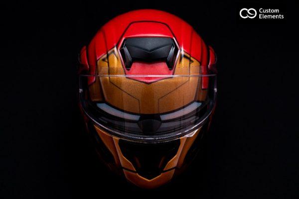 Iron Man Custom Helmet Design 8