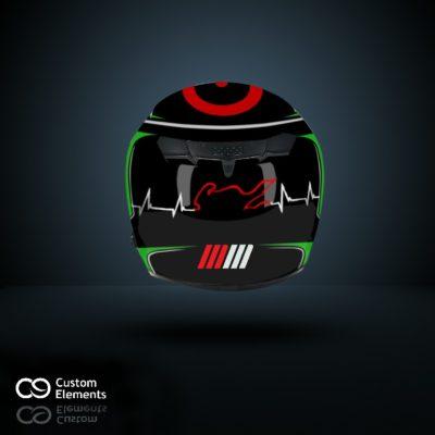 Kawasaki Ninja ZX10R Helmet 2