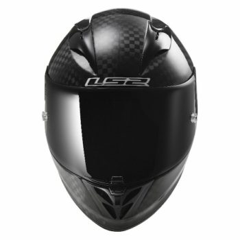 LS2 FF323 Arrow C Solid Full Face Gloss Black Helmet 1