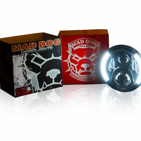 Mad DoG LED Head Light 60 W Half Ring