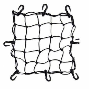 Mototech Flexi Hook Bungee Net 15 12 In