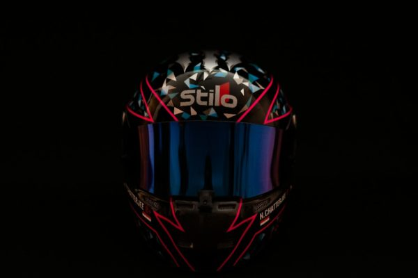 Nayan Chatterjee Racing Custom Helmet 1