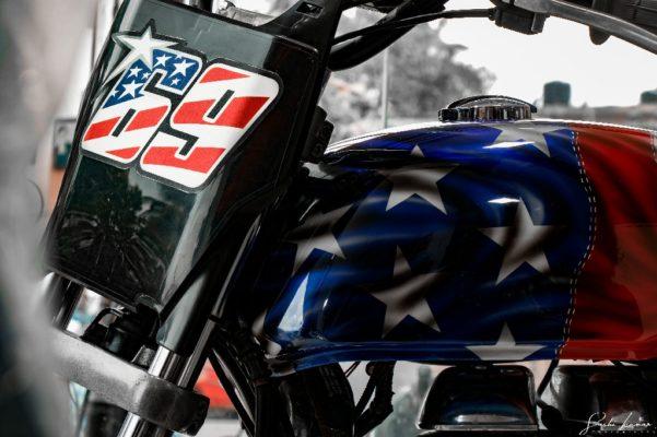 Nicky Hayden Custom Bike 4
