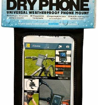 Oxford Aquadry Universal Weatherproof Phone Mount 1