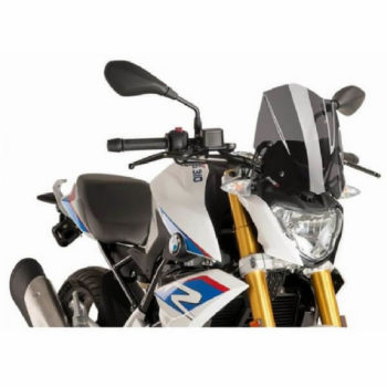 PUIG Naked New Generation Windscreen for BMW G310R