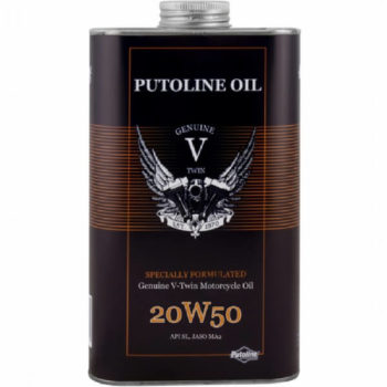 Putoline Genuine V Twin Engine Oil 20W 50 1L