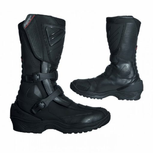 RST Adventure II Waterproof Black Riding Boots