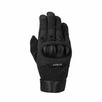 Rynox Recon Black Riding Gloves 1
