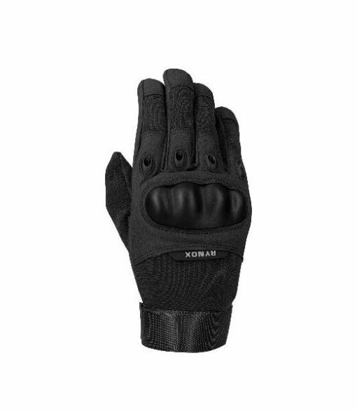 Rynox Recon Black Riding Gloves 1