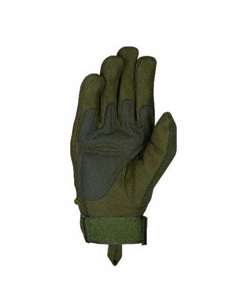 Rynox Recon Green Riding Gloves 2