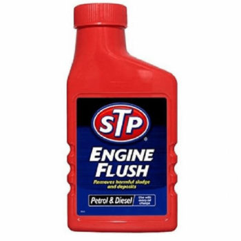 STP Engine Flush Liquid 450ML