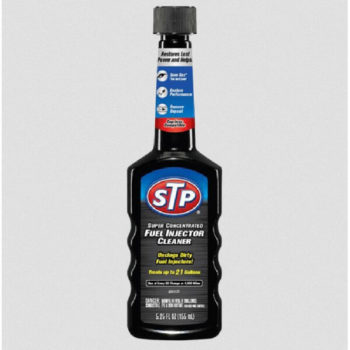 STP Super Concentrated Fuel Injector Cleaner 155ML