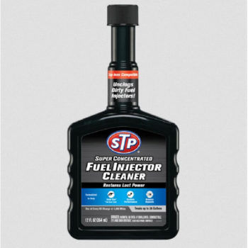 STP Super Concentrated Fuel Injector Cleaner 354ML