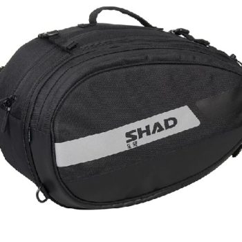 Shad SL 58 Black Grey Saddle Bag