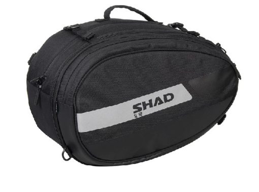 Shad SL 58 Black Grey Saddle Bag