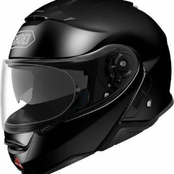 Shoei X Neotech 2 Gloss Black Flip Up Helmet