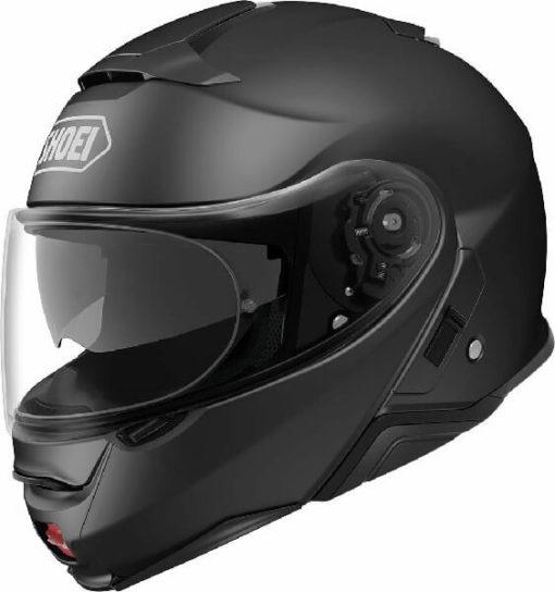 Shoei X Neotech 2 Matt Black Flip Up Helmets