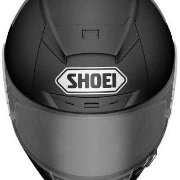Shoei X Spirit III Gloss Black Full Face Helmet 1