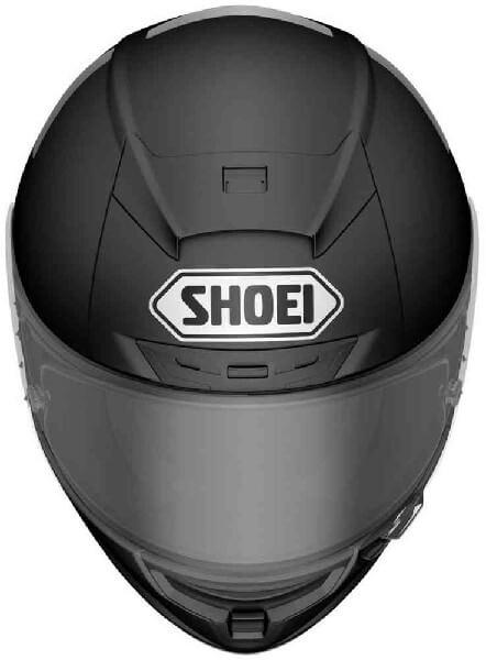 Shoei X Spirit III Gloss Black Full Face Helmet 1