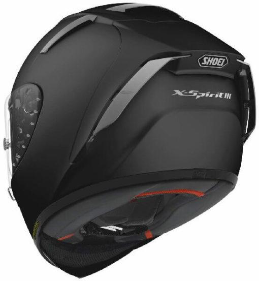 Shoei X Spirit III Gloss Black Full Face Helmet 2
