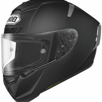 Shoei X Spirit III Gloss Black Full Face Helmet