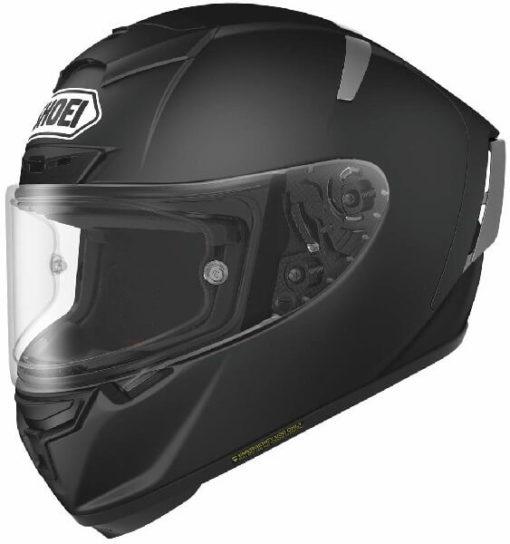 Shoei X Spirit III Gloss Black Full Face Helmet