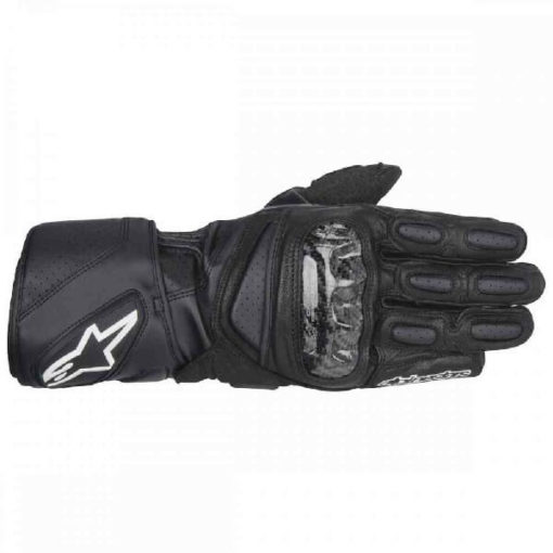 Alphinestars SP 2 Carbon Black Riding Gloves
