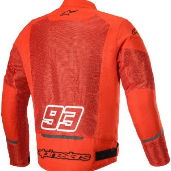 Alpinestars Losail Red Riding Jacket 1