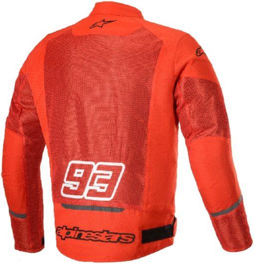 Alpinestars Losail Red Riding Jacket 1