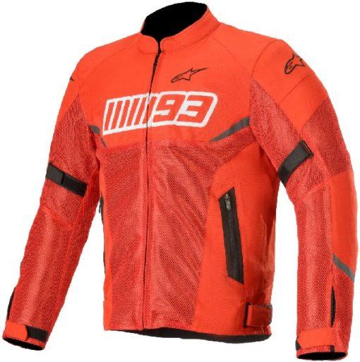 Alpinestars Losail Red Riding Jacket