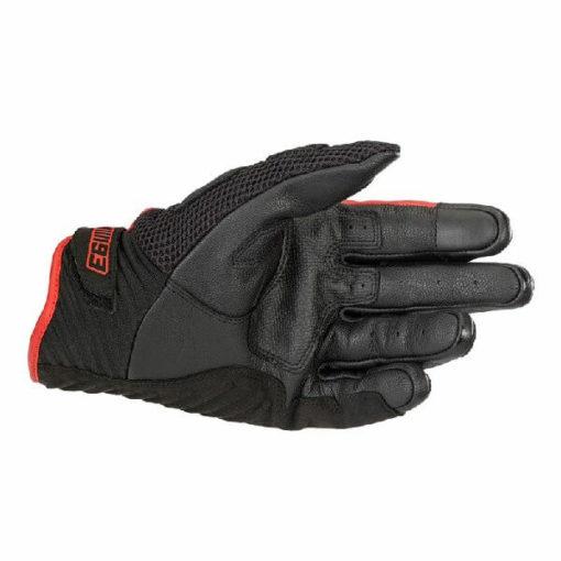 Alpinestars Rio Hondo Black Red Riding Gloves 1