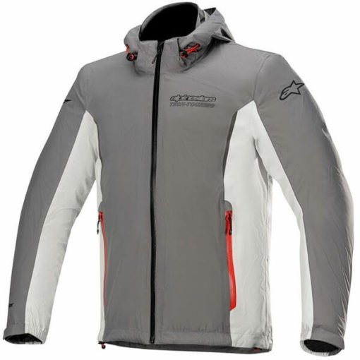 Alpinestars Sportstown Drystar Air Grey Dark Grey Riding Jacket