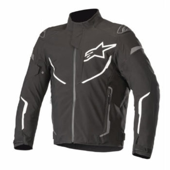 Alpinestars T Fuse Sport Shell Waterproof Black Jacket