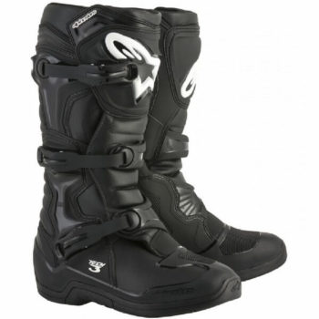 Alpinestars Tech 3 Enduro Black Riding Boots